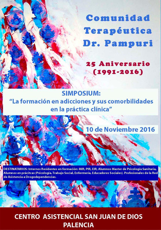 """SIMPOSIUM: """"La Formación en Adicciones y sus Comorbilidades en la práctica clínica"""""""