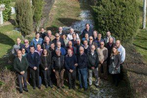 Participantes de la Provincia de Castilla