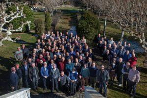 Grupo total del encuentro