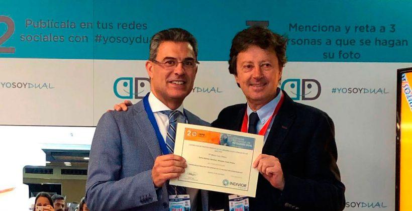"""El CAD """"San Juan De Dios"""" Premiado En Las Jornadas Nacionales De Patología Dual"""