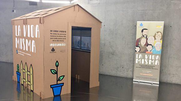 """""""La Vida Misma"""" nos acerca la realidad de las personas sin hogar y en situación de vulnerabilidad con las que convivimos"""