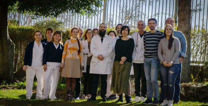 Entrevista a Enrique Bermúdez, psiquiatra del Centro Asistencial San Juan de Dios Palencia