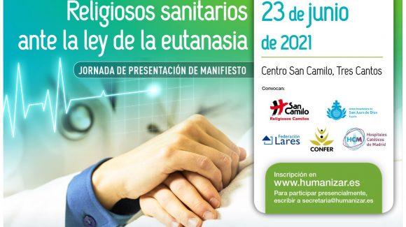 Religiosos sanitarios ante la ley de la eutanasia.
