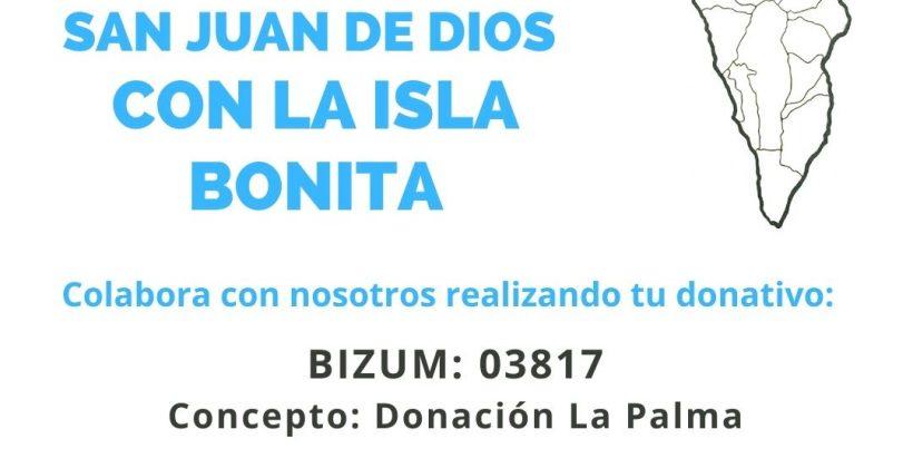 La Obra Social de Tenerife recauda fondos para apoyar a las familias damnificadas por la erupción del volcán de La Palma